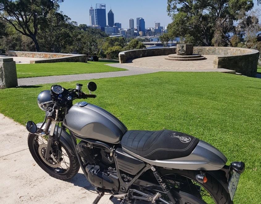 Motorbike Re-Spray